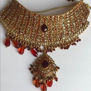 Jewelry - Indian/Pakistani Bridal party wear jewelry set